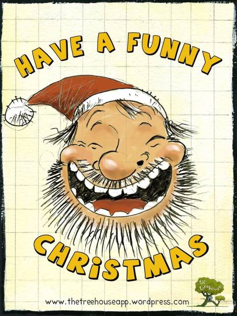 Have a Funny Christmas
